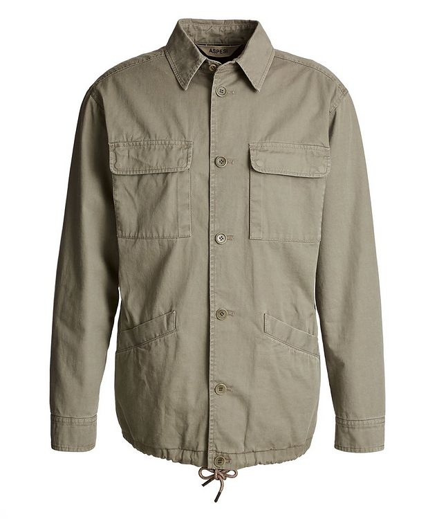 Cotton-Wool Field Jacket picture 1