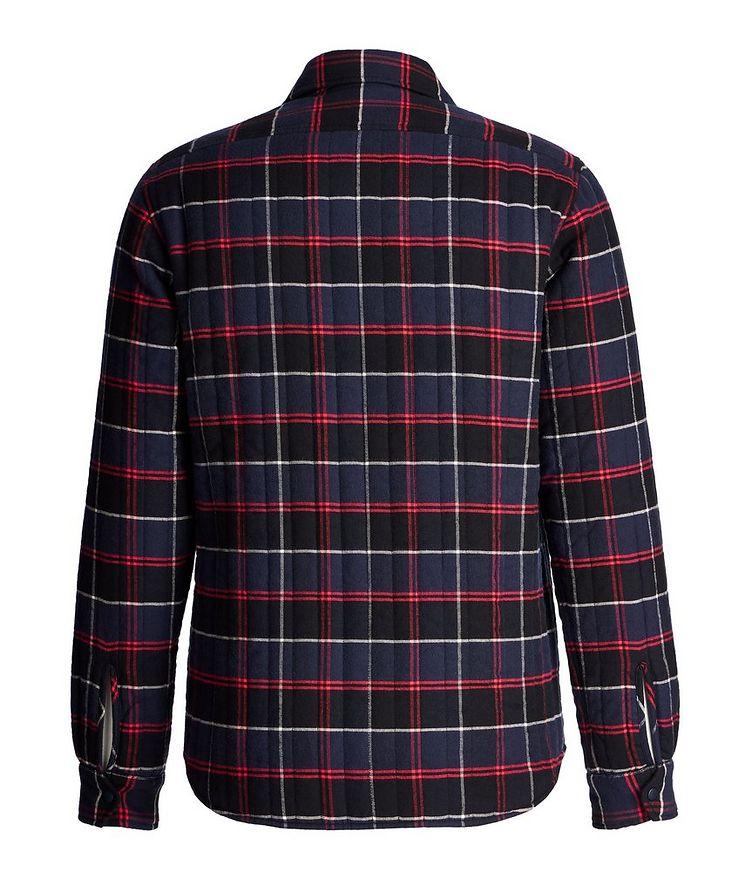 Plaid Shirt Jacket image 1