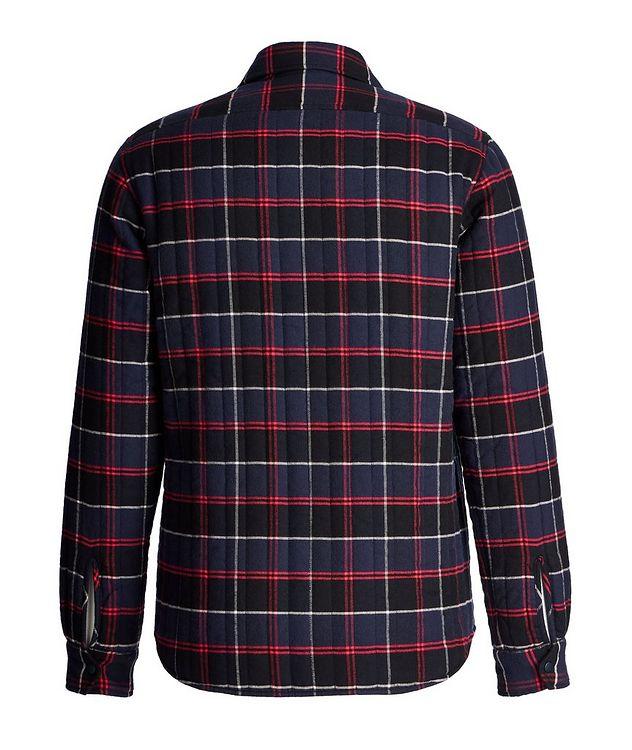 Plaid Shirt Jacket picture 2