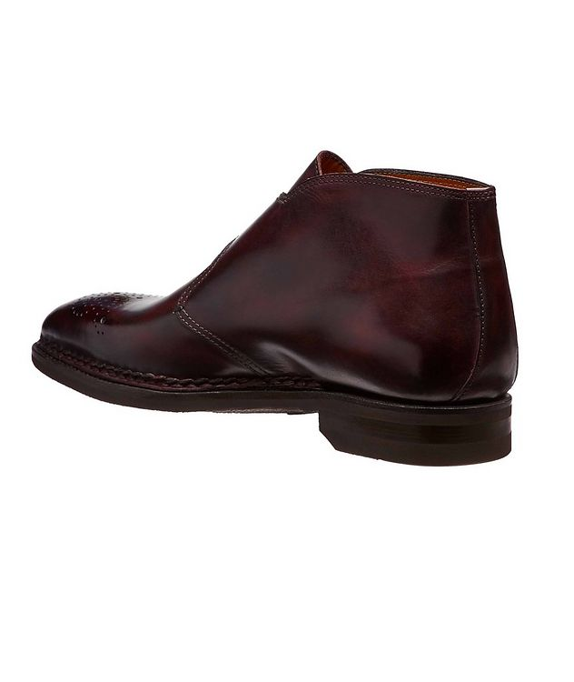 Burnished Leather Boots picture 2