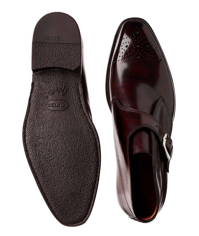 Burnished Leather Boots image 2