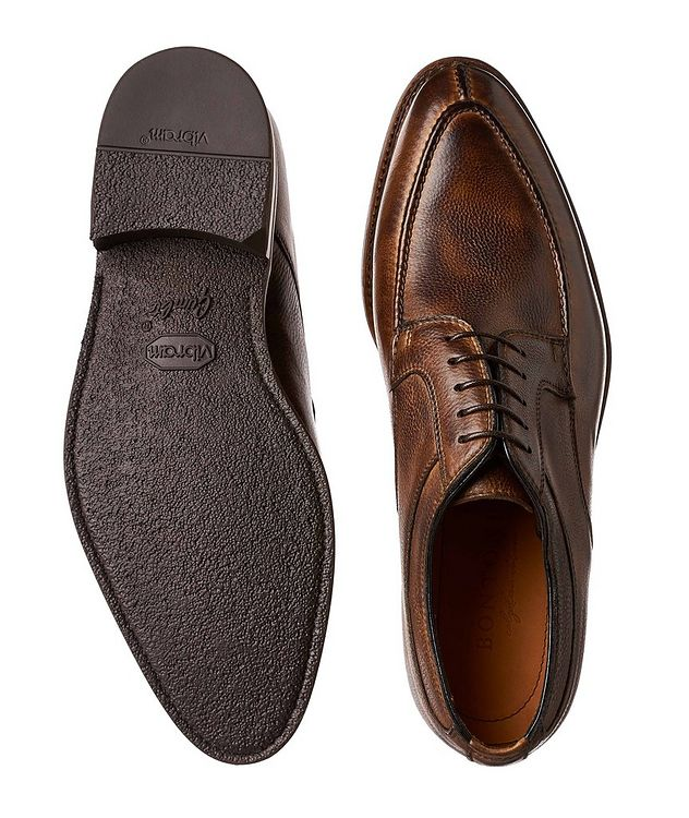 Split-Toe Leather Derbies picture 3