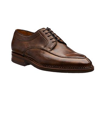 Bontoni Split-Toe Leather Derbies