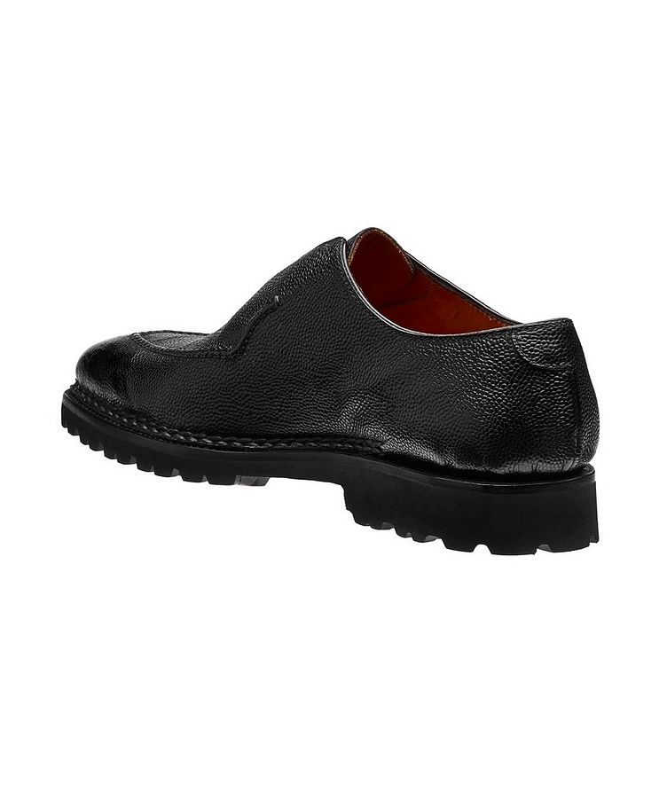Leather Monkstrap Derbies image 1
