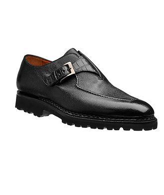 Bontoni Leather Monkstrap Derbies