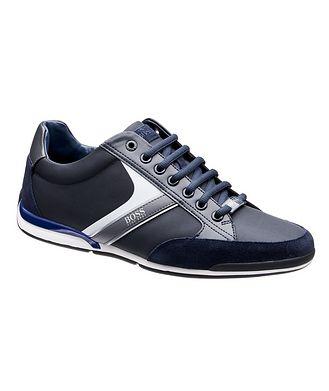 BOSS Saturn Low-Top Sneakers