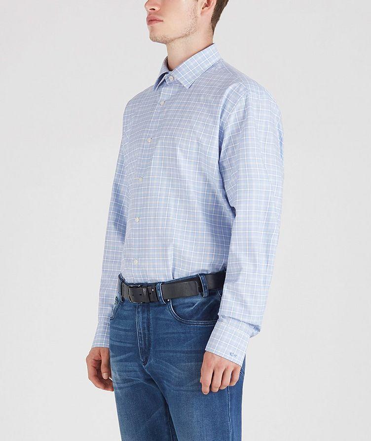 Checked Cotton Shirt image 1