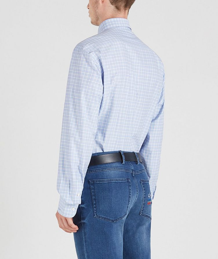 Checked Cotton Shirt image 2