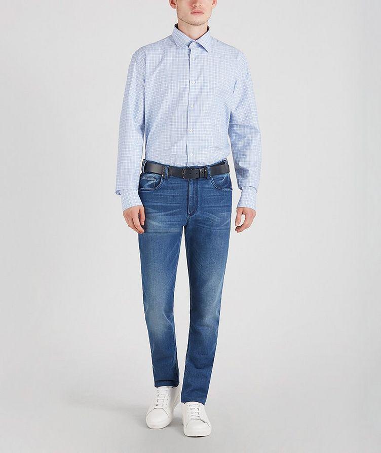 Checked Cotton Shirt image 5