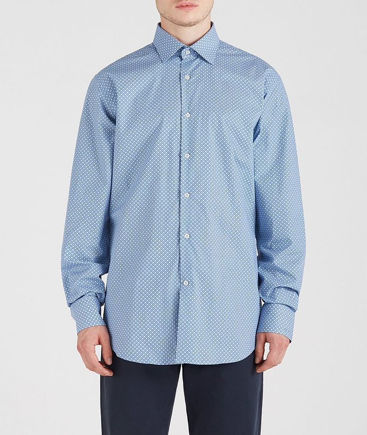 Geometric Cotton Shirt image 0