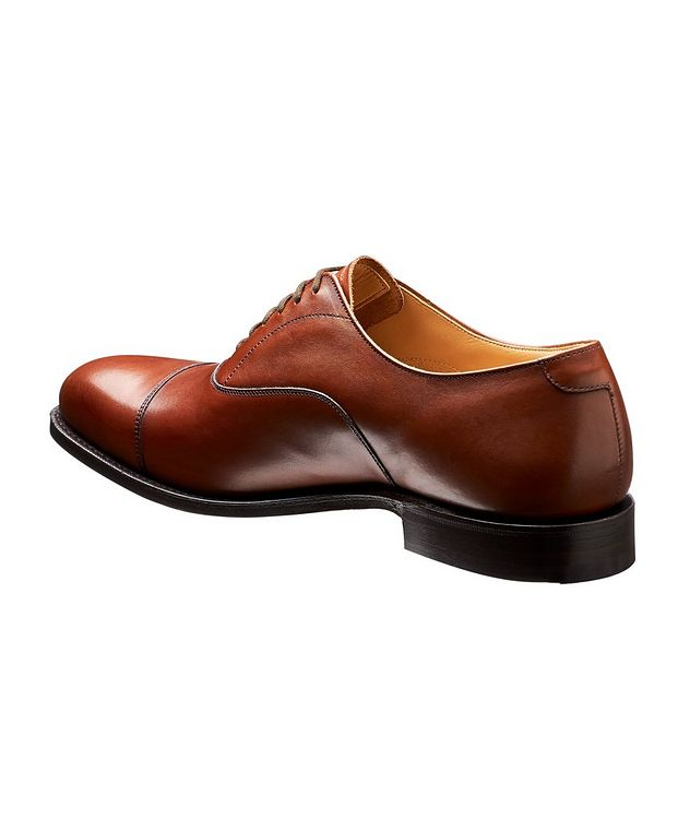 Dubai Leather Cap-Toe Oxfords picture 2