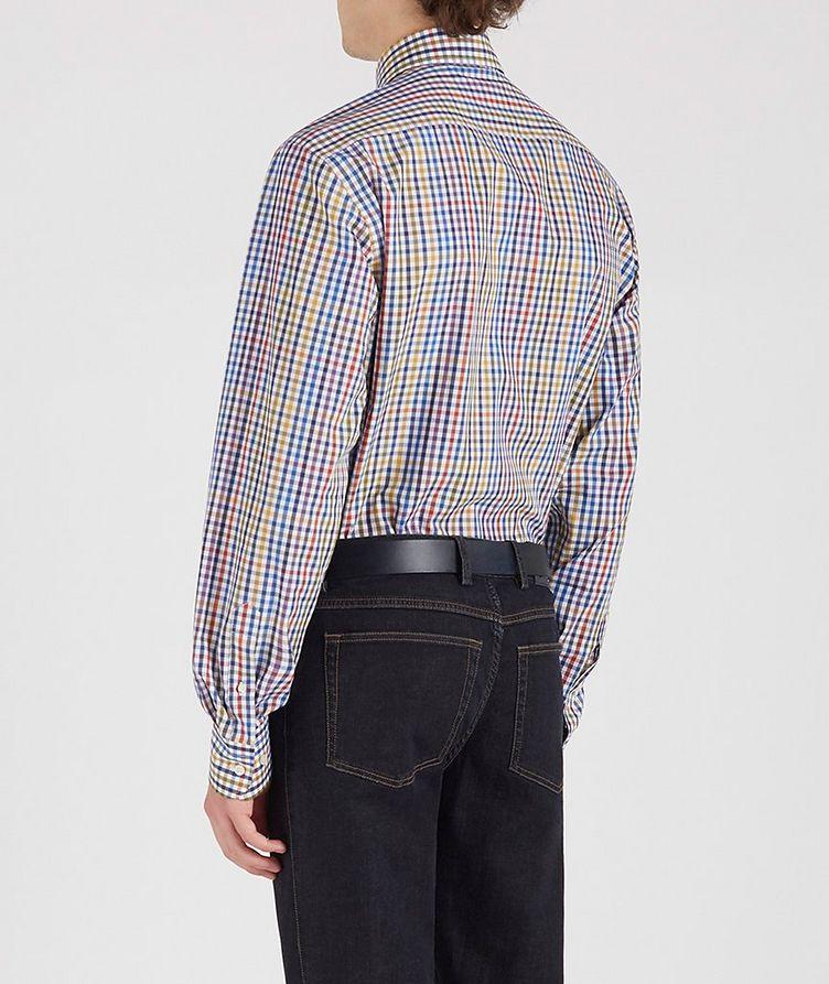 Gingham Cotton Shirt image 3
