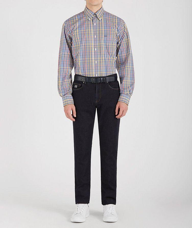 Gingham Cotton Shirt image 4