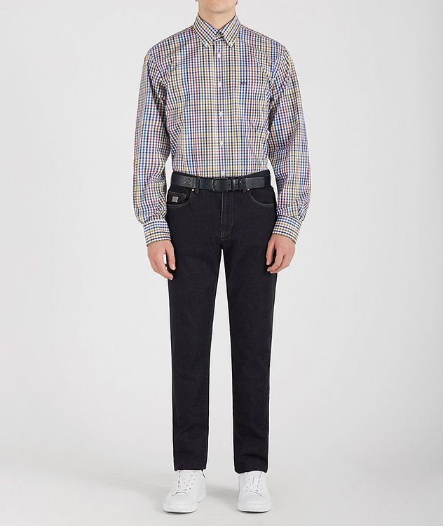Gingham Cotton Shirt picture 5