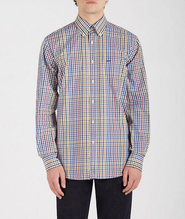 Gingham Cotton Shirt picture 1