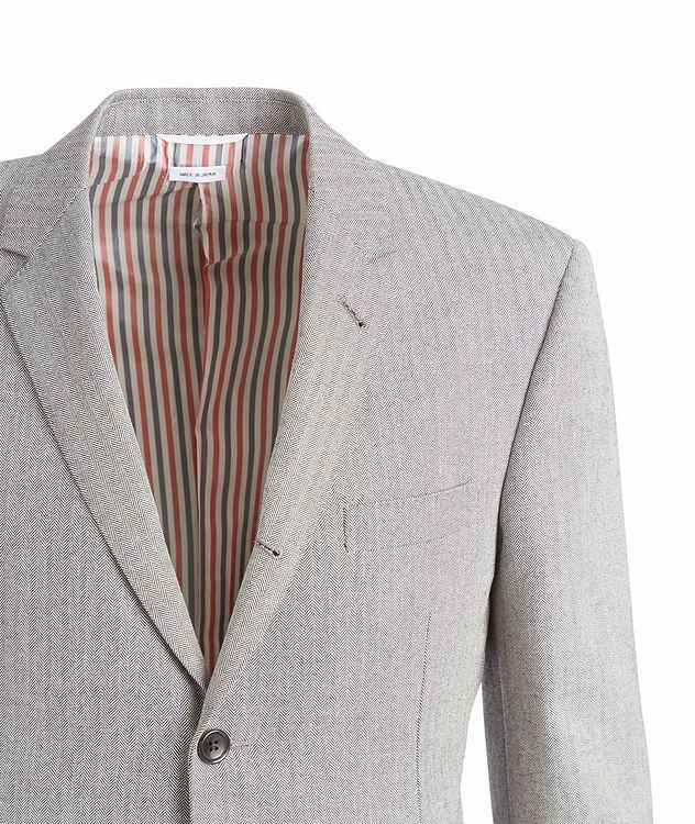 Herringbone Sports Jacket picture 2