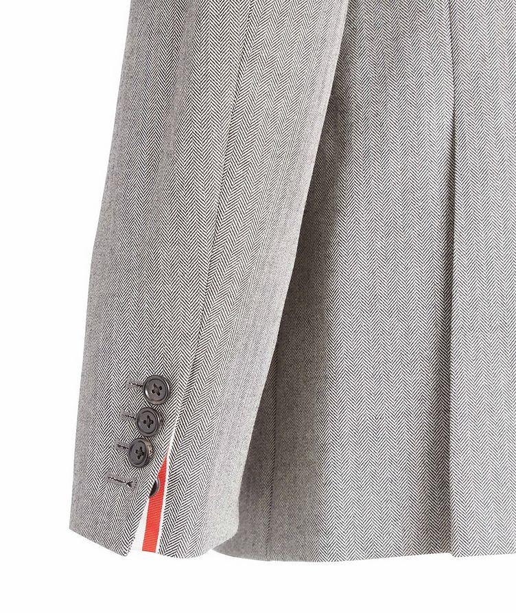 Herringbone Sports Jacket image 3
