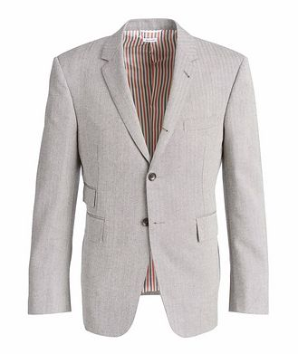 Thom Browne Herringbone Sports Jacket