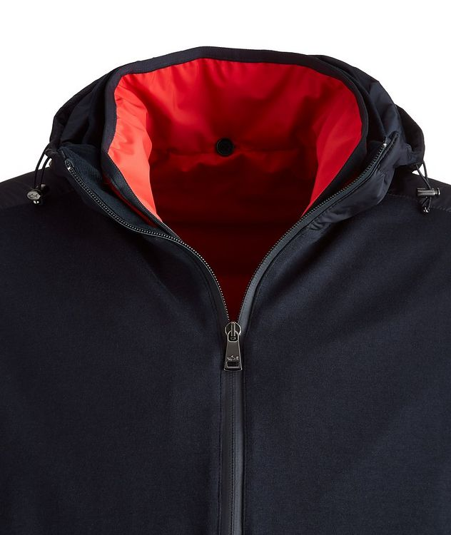 Three-In-One Organic Cotton Hoodie picture 4