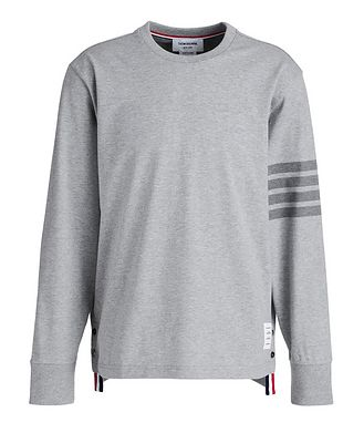 Thom Browne Long Sleeve Rugby Tee