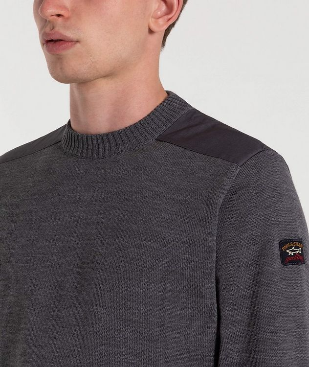 3-in-1 Cool Touch Wool Sweater picture 4