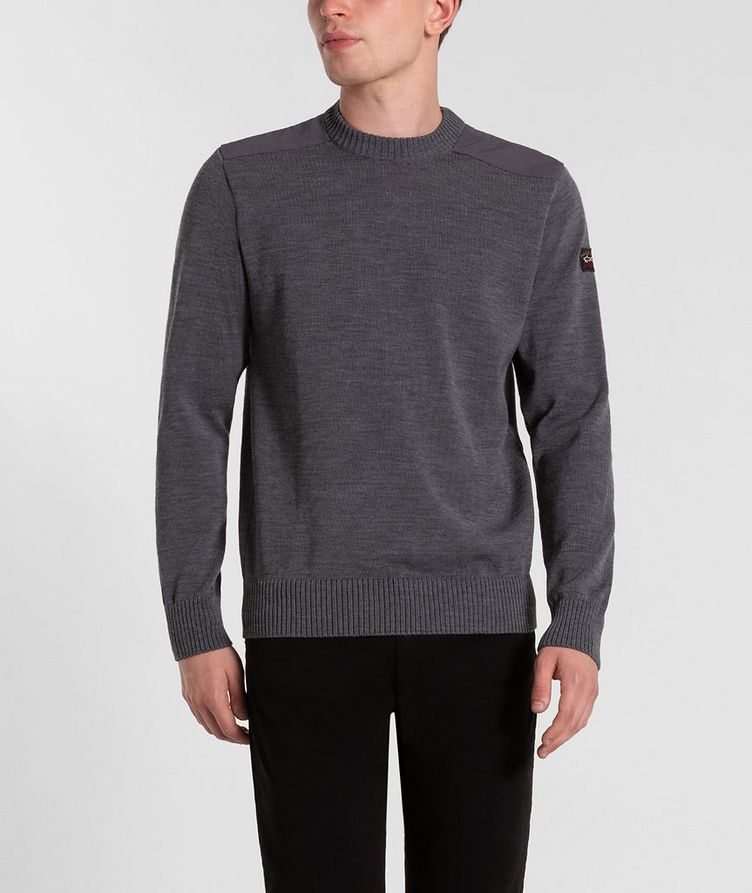 3-in-1 Cool Touch Wool Sweater image 0