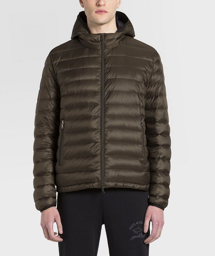 Down Puffer Jacket image 0