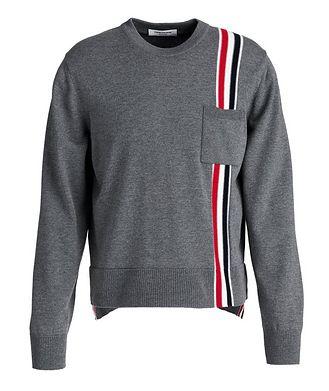 Thom Browne Merino Wool Sweater