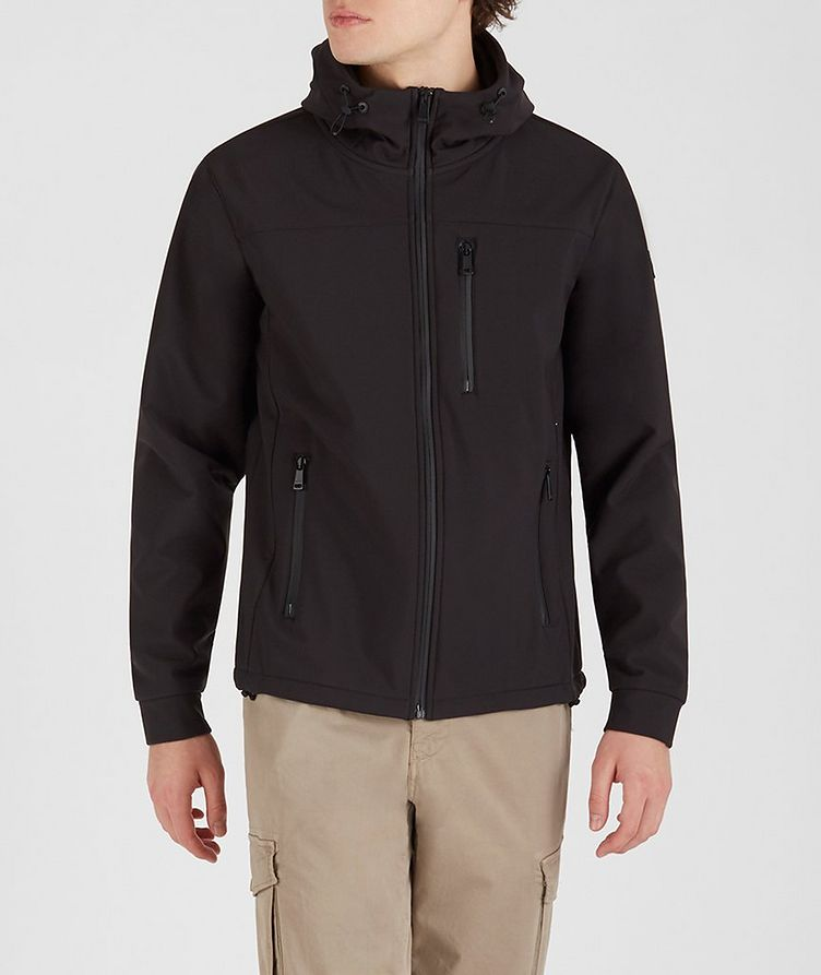 Zip-Up Hooded Jacket image 1