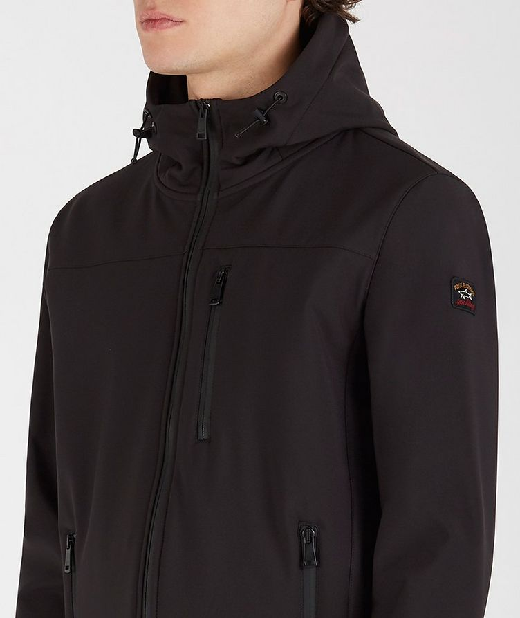 Zip-Up Hooded Jacket image 3