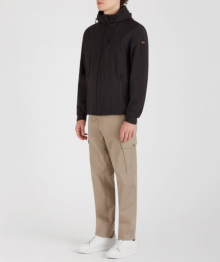 Zip-Up Hooded Jacket image 4