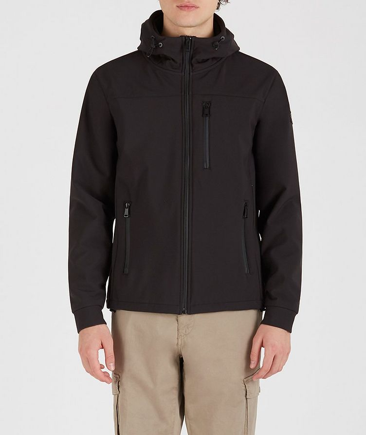 Zip-Up Hooded Jacket image 0