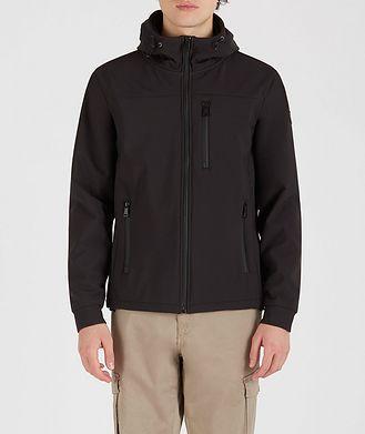 Paul & Shark Zip-Up Hooded Jacket