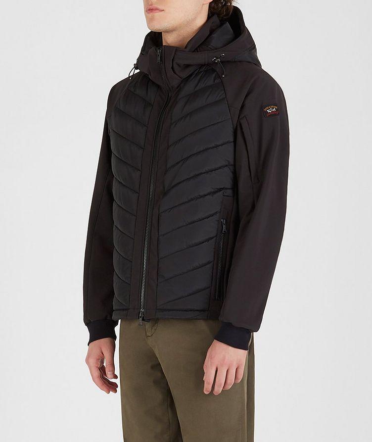 Quilted Zip-Up Jacket image 1