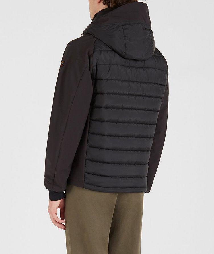Quilted Zip-Up Jacket image 2