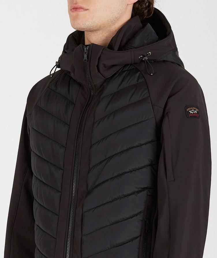Quilted Zip-Up Jacket image 3