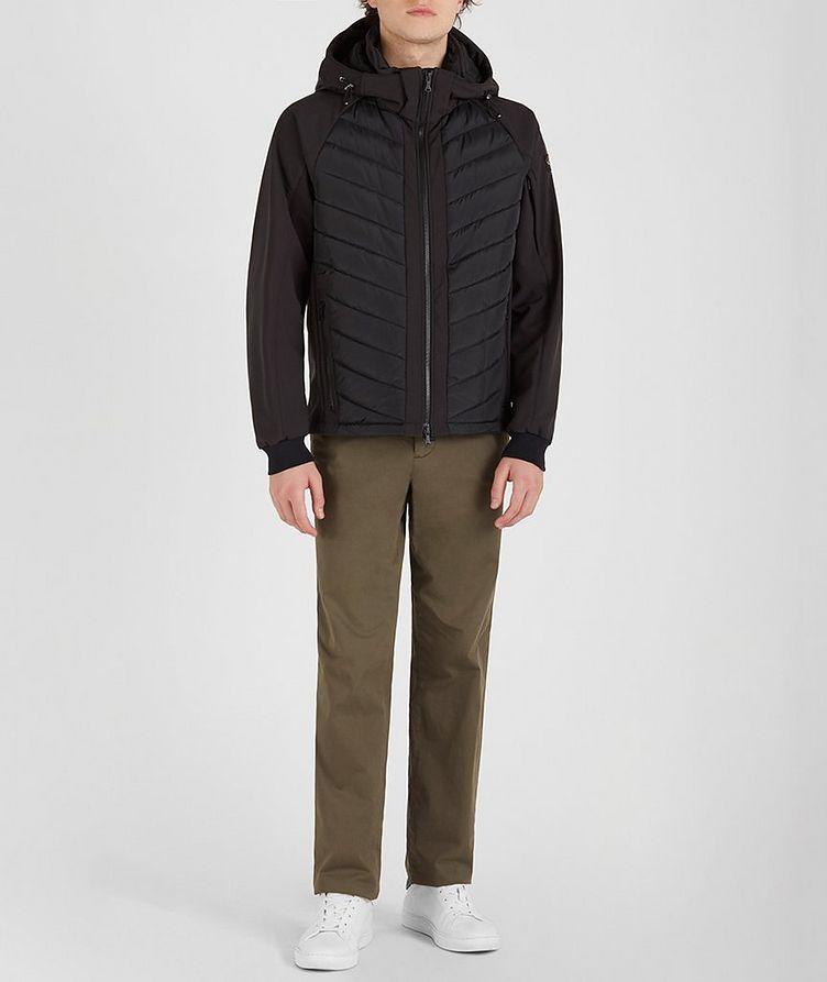 Quilted Zip-Up Jacket image 4