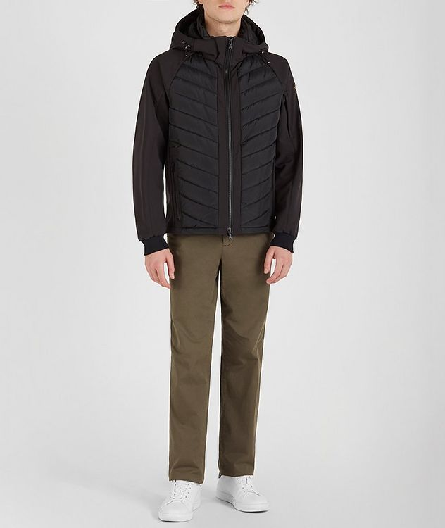 Quilted Zip-Up Jacket picture 5