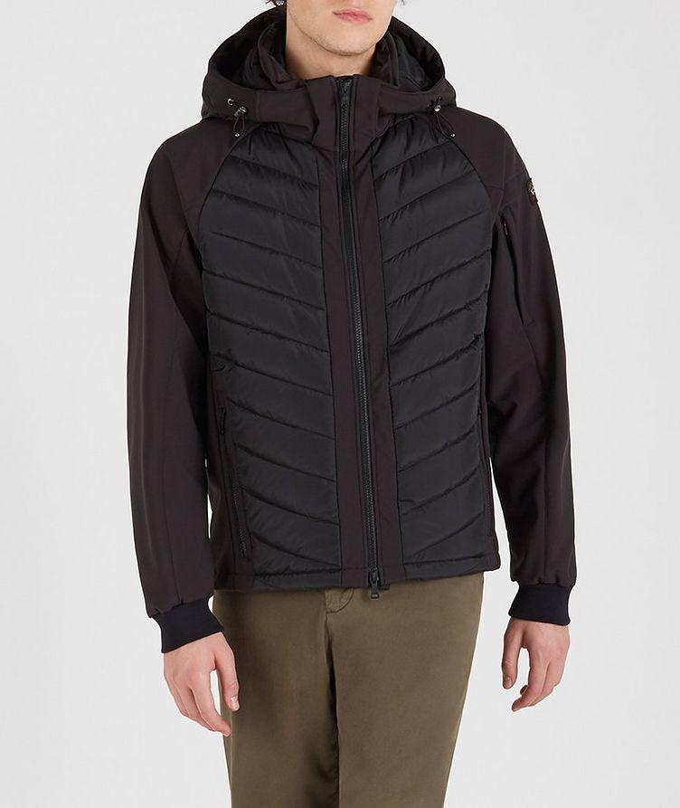 Quilted Zip-Up Jacket image 0