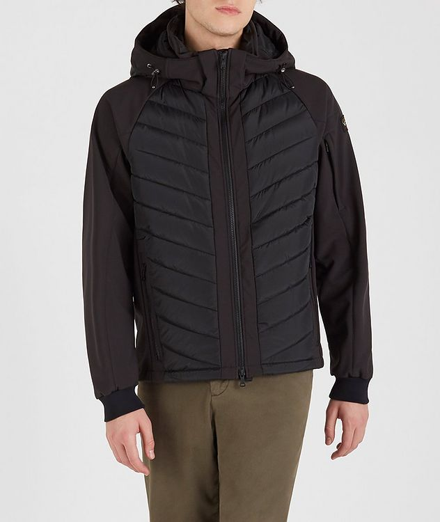 Quilted Zip-Up Jacket picture 1