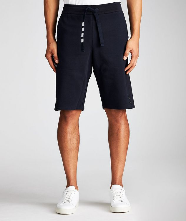 Drawstring Jogging Shorts picture 1