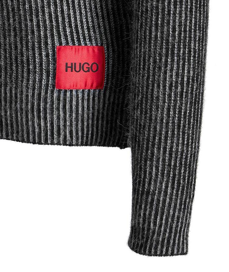Shair Structured Alpaca-Wool Sweater image 1