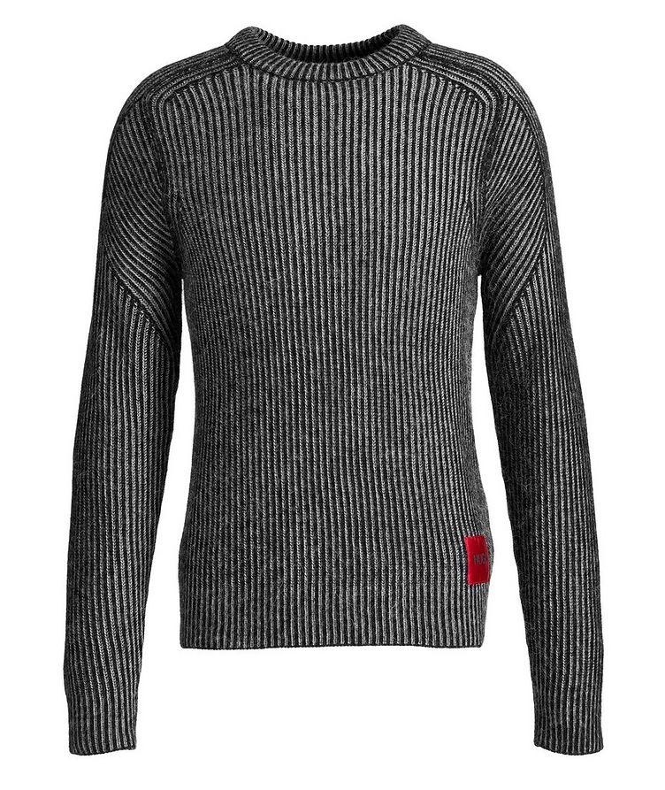 Shair Structured Alpaca-Wool Sweater image 0