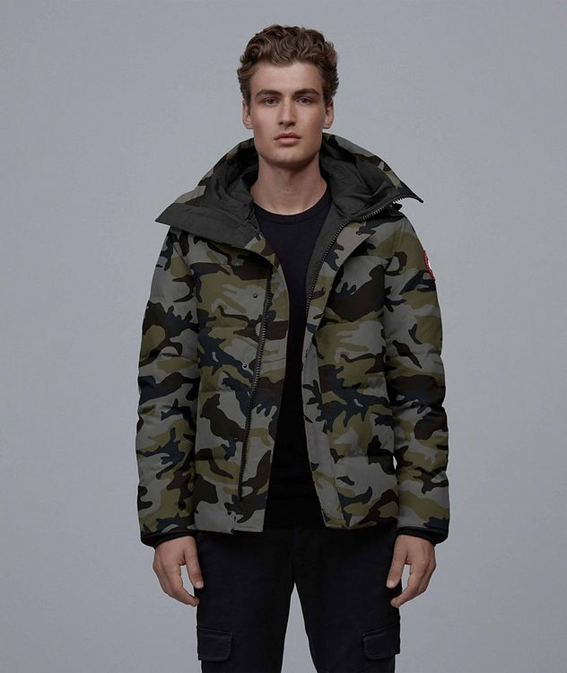 Macmillan Camouflage Parka picture 2