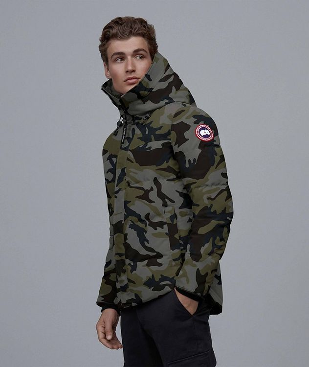 Macmillan Camouflage Parka picture 3