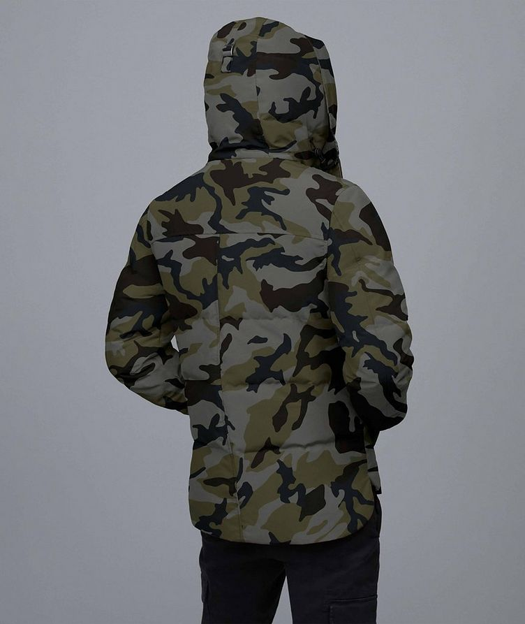 Macmillan Camouflage Parka image 3