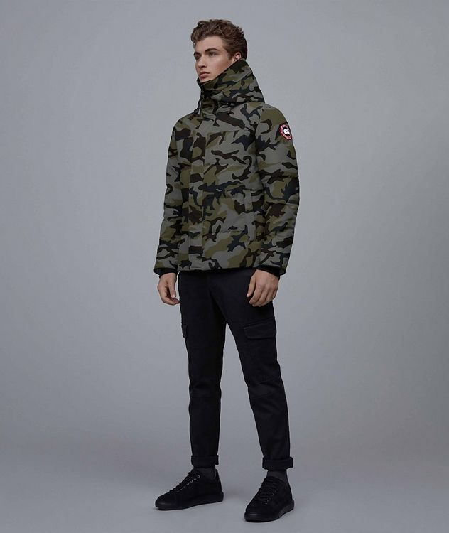 Macmillan Camouflage Parka picture 7