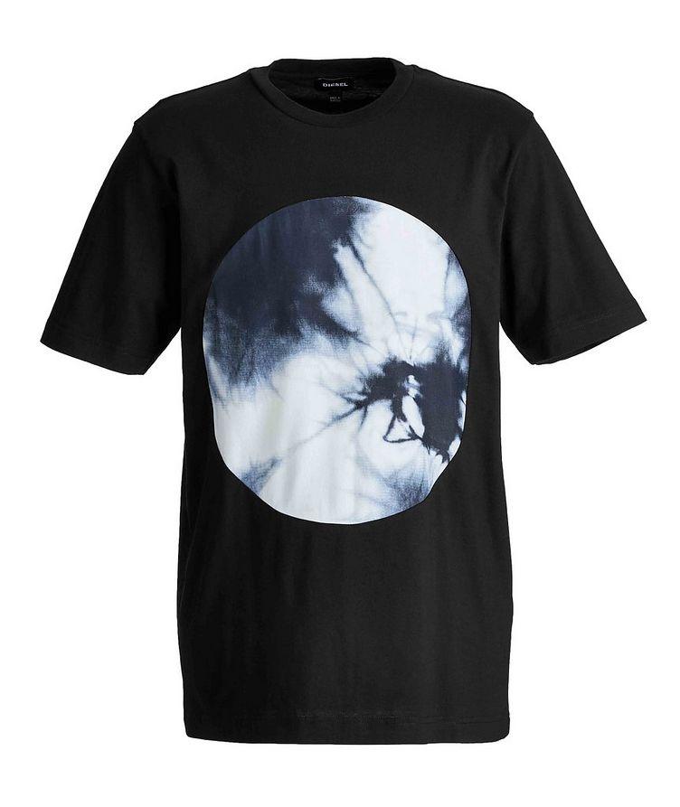 Tie-Dye Cotton T-Shirt image 0