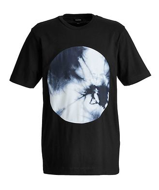Diesel Tie-Dye Cotton T-Shirt