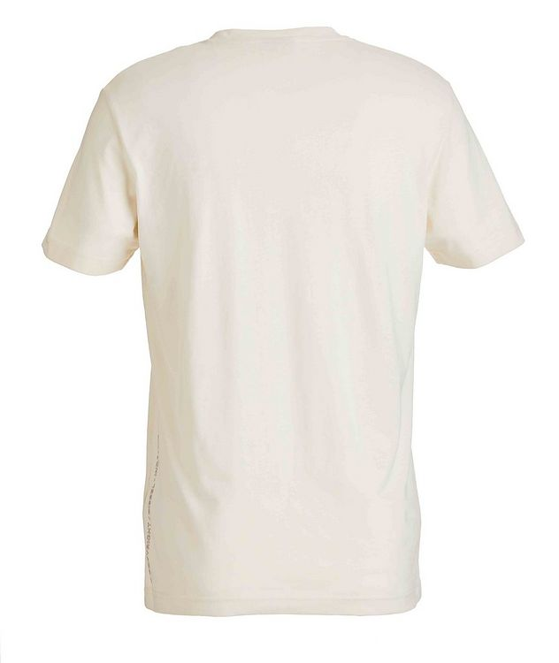 Embroidered Cotton T-Shirt picture 2